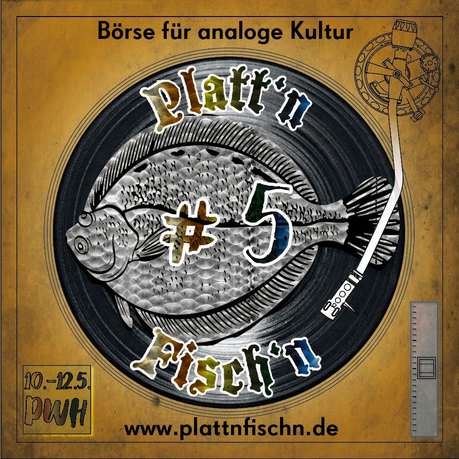 Sonne, Platte und Meer… Platt'n Fisch'n #5